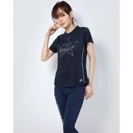 レディース 陸上/ランニング 半袖Tシャツ AWT0305Y AWT0305Y (ネイビー)