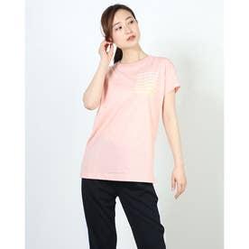 レディース 半袖機能Tシャツ AWT11191 AWT11191 (ピンク)