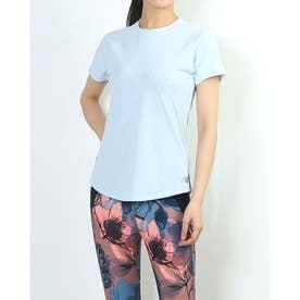 レディース フィットネス 半袖Tシャツ WT11278 WT11278 (ブルー)