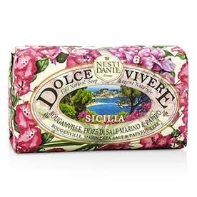 ボディソープ 250g ドルチェ ビブレ ファインナチュラルソープ - Sicilia - ブーゲンビリア、シーソルト、パピルスツリー