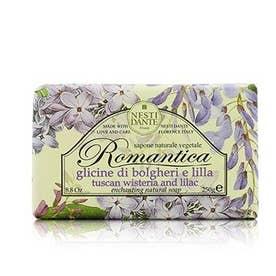 ボディソープ 250g ロマンチカ エンチャンティング ナチュラル ソープ - Tuscan Wisteria & Lilac