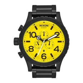 51-30 Chrono (All Black / Yellow)
