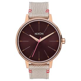 Kensington Leather (Rose Gold / Brown)