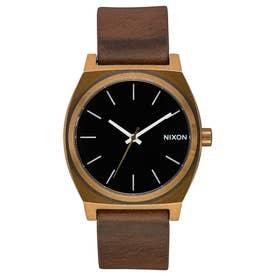 Time Teller (Brass / Black / Brown)
