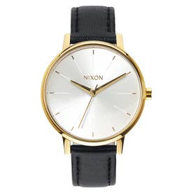 Kensington Leather (Gold / White / Black)