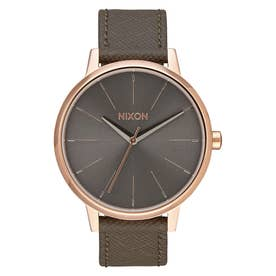 Kensington Leather (Rose Gold / Taupe)