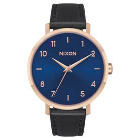 Arrow Leather (Rose Gold / Indigo / Black)