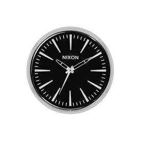 Sentry Wall Clock (Black)