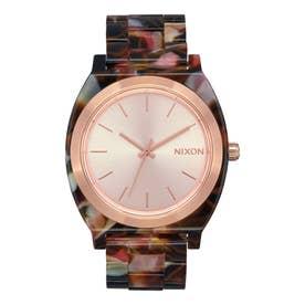 Time Teller Acetate (Rose Gold / Pink Tortoise)