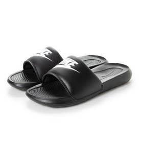 メンズ シャワーサンダル ヴィクトリー ワン スライド CN9675002 (ブラック)