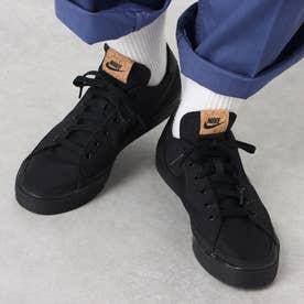 メンズ スニーカー コート レガシー キャンバス DJ1972-001 (ブラック)