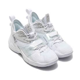 JORDAN WHY NOT ZER0.3 PF (WHITE)