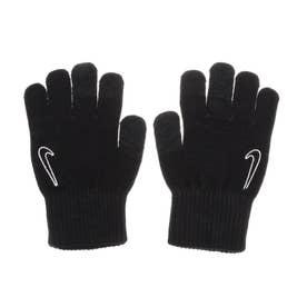 サッカー/フットサル 防寒手袋 ユース ニット テック&グリップ グローブ2.0 CW3015-091