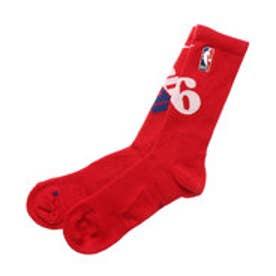 バスケットボール ソックス NBA PHI エリート クルー ソックス FNW SK0180657