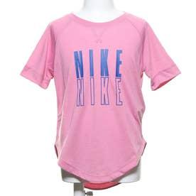 ジュニア 半袖機能Tシャツ ウィメンズ フレンチテリー バーシティ フルジップフーディ CJ7563693