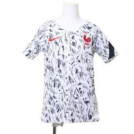 ジュニア サッカー/フットサル ライセンスジャケット YTH FFF S/S PM トップ CD2587100