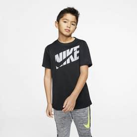 ジュニア 半袖機能Tシャツ YTH ハイブリッド+ パーフォレーテッド S/S トップ CJ7736010