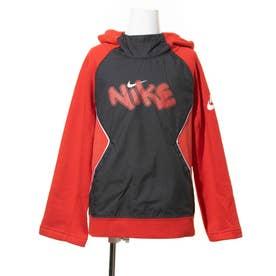 ジュニア フリースジャケット YTH NSW クラブ WZ キッズ パック PO L/S フーディ CU8946657 (レッド)