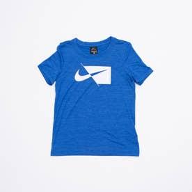 ジュニア 半袖機能Tシャツ YTH DRI-FIT ハイブリッド S/S トップ DA0282010 (ブルー)