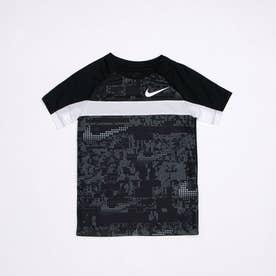ジュニア 半袖機能Tシャツ YTH ドミネイト AOP S/S トップ DA0141-010 (他)