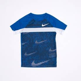 ジュニア 半袖機能Tシャツ YTH ドミネイト AOP S/S トップ DA0141-480 (他)