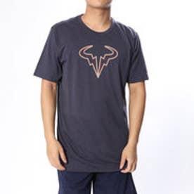 メンズ テニス 半袖Tシャツ ナイキコート RAFA ドライ クルー Tシャツ 923995081 (グレー)