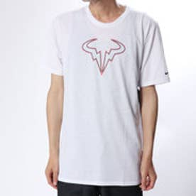 メンズ テニス 半袖Tシャツ ナイキコート RAFA ドライ クルー Tシャツ 923995100 (ホワイト)