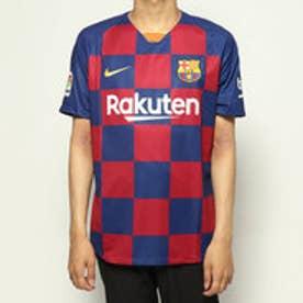 メンズ サッカー/フットサル ライセンスシャツ FCB ブリーズ スタジアム ジャージS/S HOME FCバルセロナ AJ5532456
