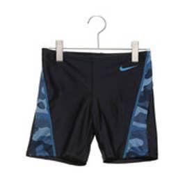 メンズ 水泳 フィットネス水着 ナイキグラフィックミドルスパッツ 2982825【返品不可商品】