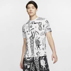 メンズ 陸上/ランニング 半袖Tシャツ DRI-FIT DFCT ワイルド AOP Tシャツ CK5071100