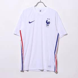 メンズ サッカー/フットサル ライセンスシャツ FFF BRT S/S アウェイ スタジアム ジャージ フランス代表 CD0699100