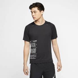 メンズ 陸上/ランニング 半袖Tシャツ AS M NK WILD RUN RISE 365 TOP CK0678010