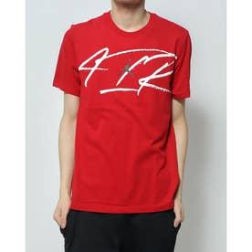 メンズ レディース バスケットボール 半袖Tシャツ ジョーダン スクリプト エア DFCT S/S クルー CN3579687