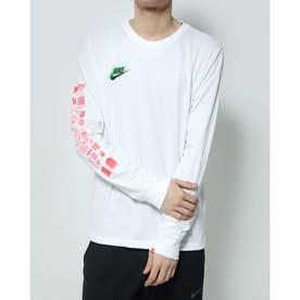 メンズ 長袖Tシャツ HBR ワールドワイド L/S Tシャツ CW0391100