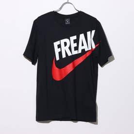 メンズ バスケットボール 半袖Tシャツ GA フリーク Tシャツ BV8266013 (ブラック)
