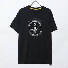 メンズ サッカー/フットサル 半袖シャツ FC シークレット トーナメント Tシャツ DC0248010 (ブラック)