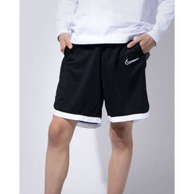 メンズ バスケットボール ハーフパンツ エリート ストライプ ショート CI2099010 (ブラック)