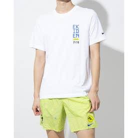 メンズ 陸上/ランニング 半袖Tシャツ DRI-FIT EK S/S Tシャツ DC4886100 (ホワイト)