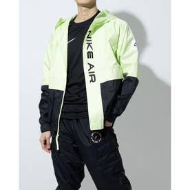 メンズ ウインドフルジップ NSW AIR ウーブン フーディ ジャケット DA0272011 (ブラック)