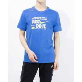 メンズ 半袖機能Tシャツ DFC JDI VERBIAGE S/S Tシャツ DA0644480 (ブルー)