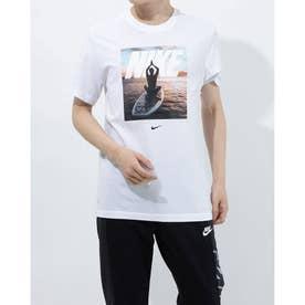 メンズ 半袖機能Tシャツ DFC OC PHTO S/S Tシャツ DA0656100 (ホワイト)