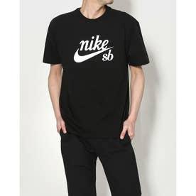 メンズ 半袖Tシャツ ナイキSB ハイブリッド S/S Tシャツ DB9978010 (ブラック)