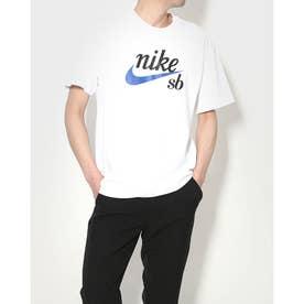 メンズ 半袖Tシャツ ナイキSB ハイブリッド S/S Tシャツ DB9978100 (ホワイト)