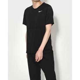 メンズ 陸上/ランニング 半袖Tシャツ ブリーズ ラン S/S CJ5333010 (ブラック)