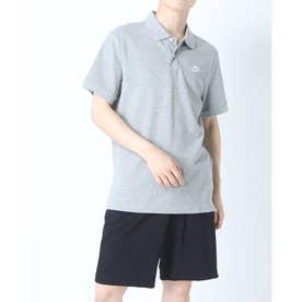 メンズ 半袖ポロシャツ CE マッチアップ PQ ポロ CJ4457-063 (グレー)