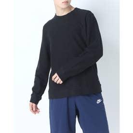 メンズ フィットネス 長袖Tシャツ DRIーFIT ヨガ コア フリース L/S トップ DC5314010 (ブラック)