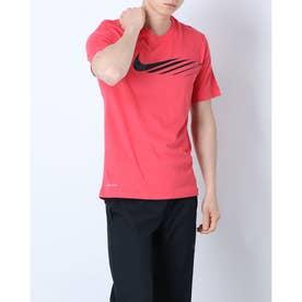 メンズ 半袖機能Tシャツ DFC PX SU21 S/S Tシャツ DA1763-648 (レッド)
