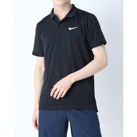 メンズ 半袖ポロシャツ コート DRIーFIT ヴィクトリー S/S ポロ CW6851-010 (ブラック)