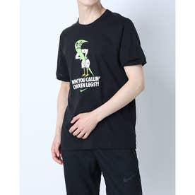 メンズ 半袖機能Tシャツ DFC ユーモア 2 S/S Tシャツ DA1797-010 (ブラック)