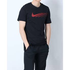 メンズ 半袖機能Tシャツ DFC PX SU21 S/S Tシャツ DA1763-010 (ブラック)